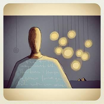 Guiding Lights by Baard Martinussen