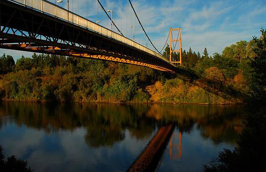 Guy West Bridge by Mischelle Lorenzen