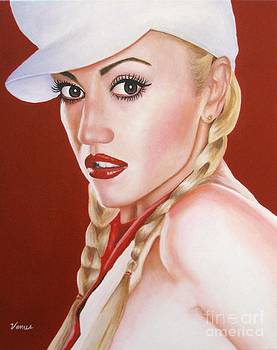 Gwen Stefani  by Venus