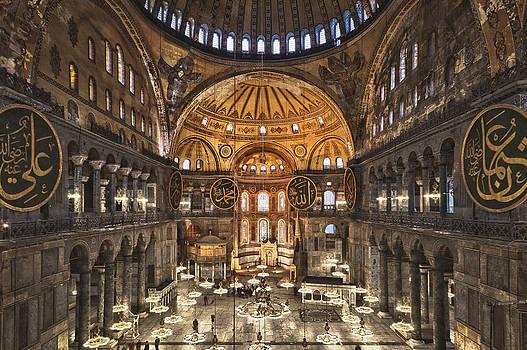 Hagia Sophia by Chris Reed