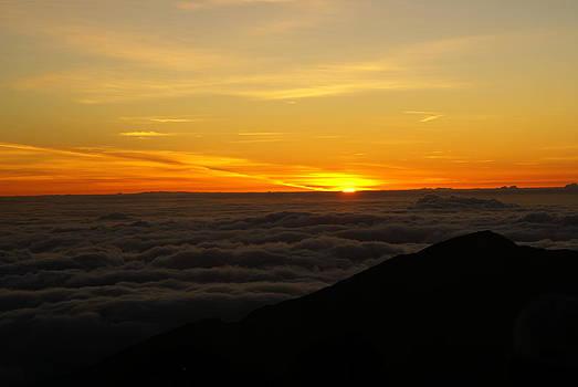 Haleakala Sunrise by Paul Lavoie