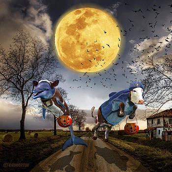 Douglas Martin - Halloween - Trick or Treat
