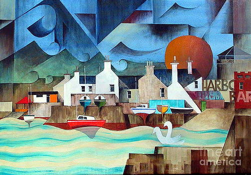 Val Byrne - Harbour Bar Bray wicklow