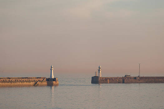 Harbour entrance by Paul Indigo