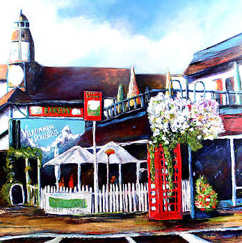 Hare And Hounds by Marti Green