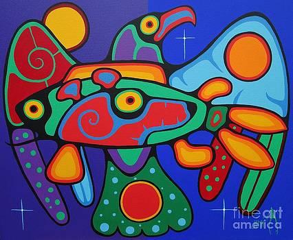 Harmony by Jim Oskineegish