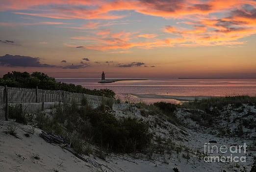 Henlopen Sunset by Robert Pilkington