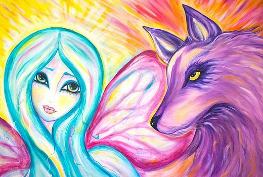Her Protector by Marley Art