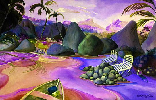 Patricia Lazaro - Hidden beach