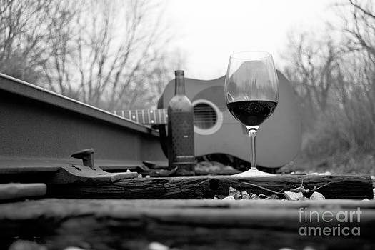 Hobos Like Wine Too by John Debar