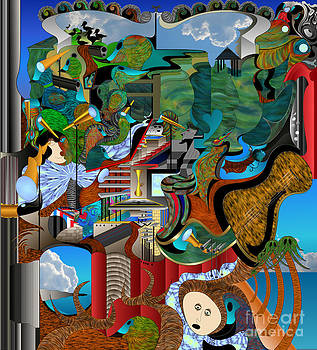 Holdt Camp Shirewood by Jason Secor