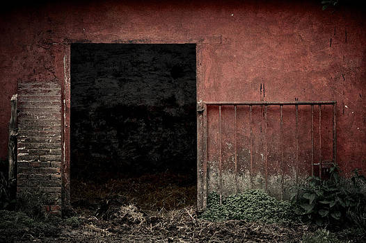 Hole In The Wall by Odd Jeppesen