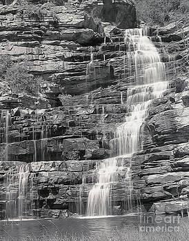 Hoopoe falls by Sergey Korotkov