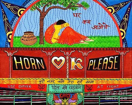 Horn OK Please by Anusha Mishra