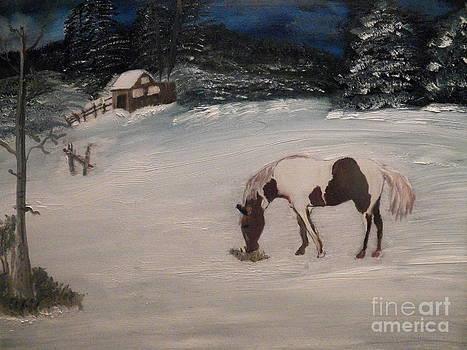 Horses Home by Shairozion Erickson