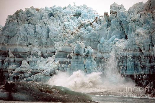 Mark Newman - Hubbard Glacier 1986