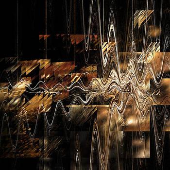 Humankind - Square by Menega Sabidussi