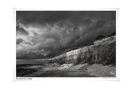 Hunstanton Cliffs by Michael A Coates