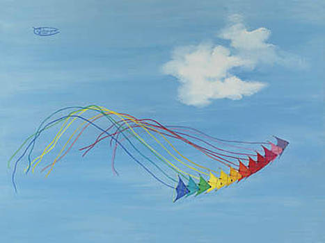 Hyperkites by Carol Thompson