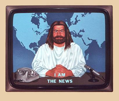 I Am The News by Michael Di Nunzio