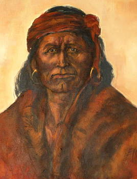 I Walk In The Tears Of My Ancestors by Johanna Elik