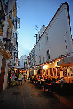 Nano Calvo - Ibiza Town At Night