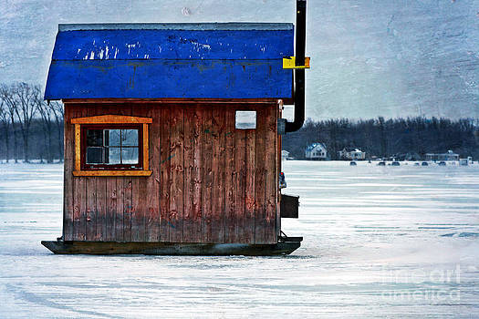 Sophie Vigneault - Ice Fishing Cabin