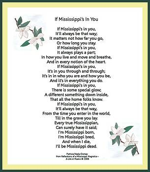 If Mississippi's in You by Patricia Neely-Dorsey