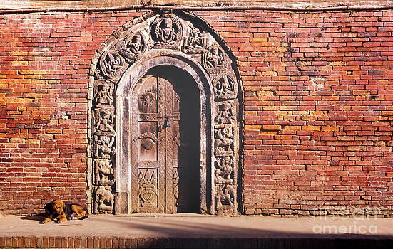 Tim Hester - Indian Doorway