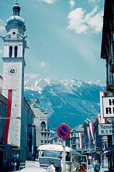 Innsbruck Austria 2 1962 by Cumberland Warden