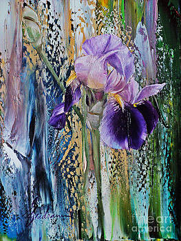 Iris by Nelu Gradeanu