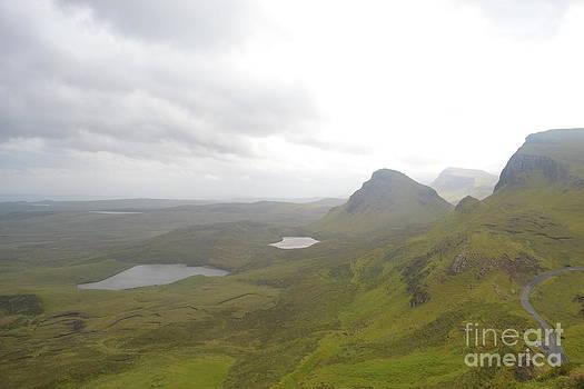 Isle of Skye II by Miryam  UrZa