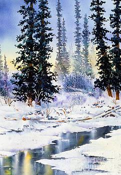 Jack Creek The Wrangells by Teresa Ascone