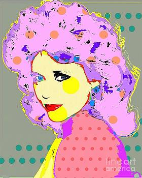 Jane Fonda by Ricky Sencion