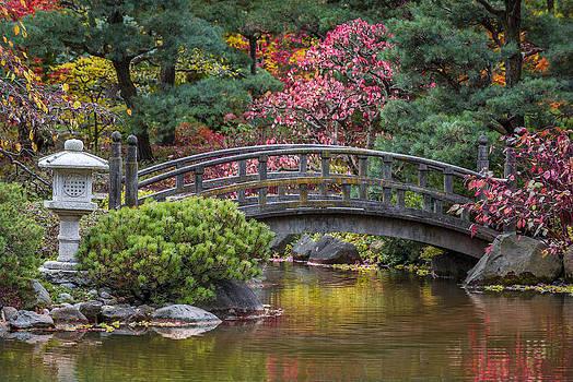 Japanese Bridge by Sebastian Musial