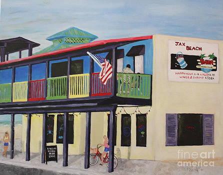 Jax Beach by Lee Ann Newsom
