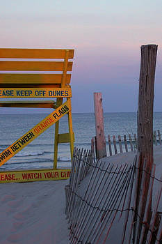 Jersey Shore by David Armstrong