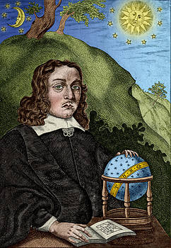 Science Source - John Gadbury English Astrologer