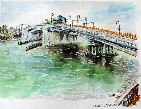 John's Pass Bridge by Douglas Durand