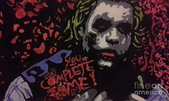 Joker by Paul Gemmell