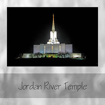 VaLon Frandsen - Jordan River Temple