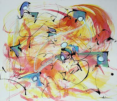 Joy Abounding by Asha Carolyn Young