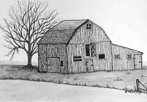 Pam Belcher - Kansas Barn