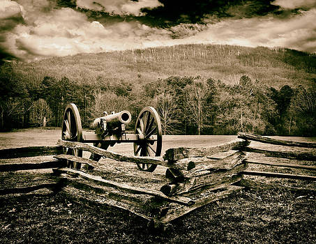 Kennesaw Mountain by Robert Hainer