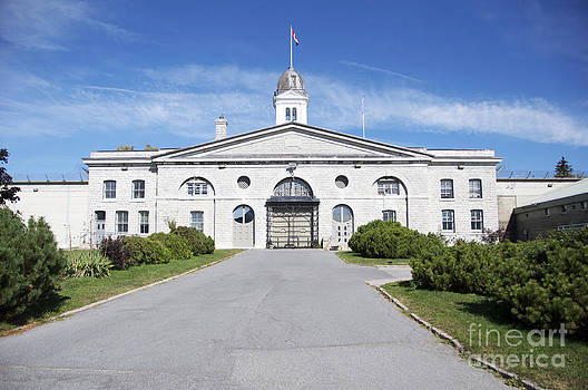 Elaine Mikkelstrup - Kingston Penitentiary Entrance Building