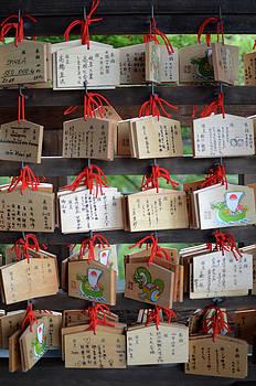 Kiyomizu-dera Temple, Kyoto by Nano Calvo
