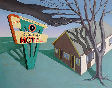 Klose-In Motel by Sally Banfill