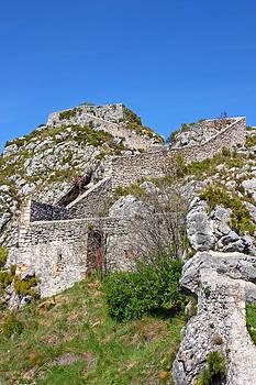 Knin fortress by Borislav Marinic