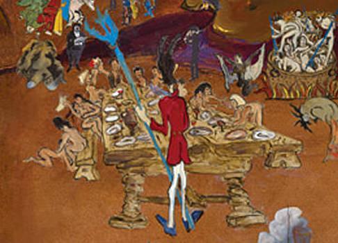 La table 3 by Bernard RENOT