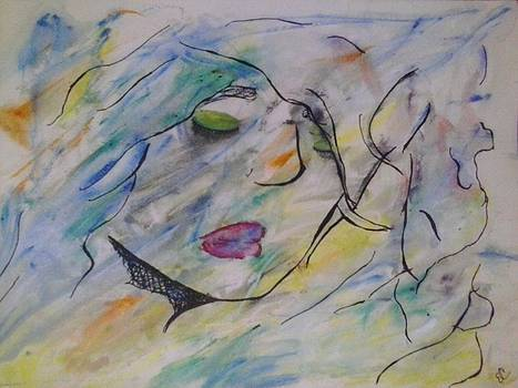 Lady 4 by E S Cobb